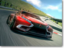 Mitsubishi Concept XR-PHEV Evolution Vision Gran Turismo [VIDEO]