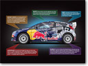 Olsbergs MSE Enhances Ford Fiesta ST Supercar For 2014 GRC
