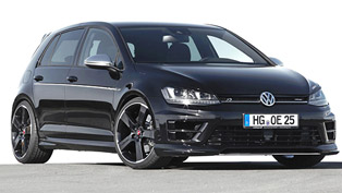 Oettinger Volkswagen Golf R - 400HP and 500Nm [video]