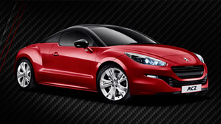 Peugeot RCZ Red Carbon Comes As Limited Edition
