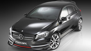 Piecha Design Mercedes-Benz A-Class AMG Line
