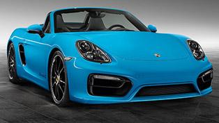 Porsche Exclusive - A Bespoke Boxster S