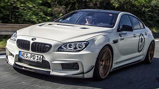 Prior Design BMW M6 GranCoupe - 659HP and 820Nm