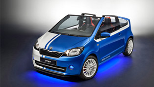 Skoda To Debut CitiJet Design Concept