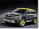 Skoda Yeti Xtreme Concept Debuts At Woerthersee