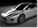 Spyker B6 Venator [official render images]