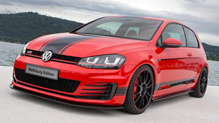 Volkswagen Golf GTI Wolfsburg Edition at Worthersee