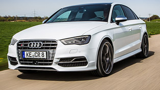 ABT Audi S3 Saloon - 370HP and 460Nm