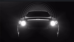 bentley teases its first production suv [video]