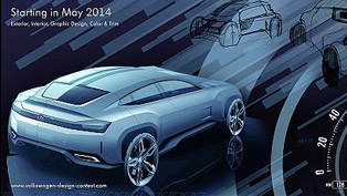 New Volkswagen Concept To Be Born Out Of Global Design Contest