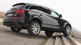 Audi Q7 - First season, Episode Finale