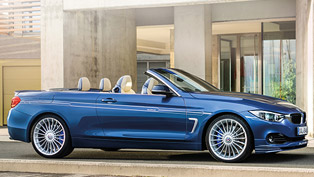 2014 Alpina B4 Bi-Turbo Based on BMW 4-Series