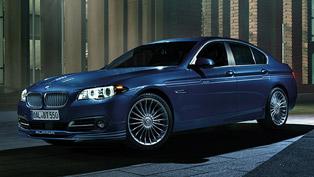 2014 Alpina B5 Bi-Turbo based on BMW 5-Series F10