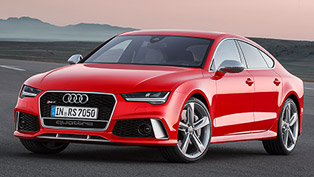 2014 Audi RS7 Sportback Facelift - Price