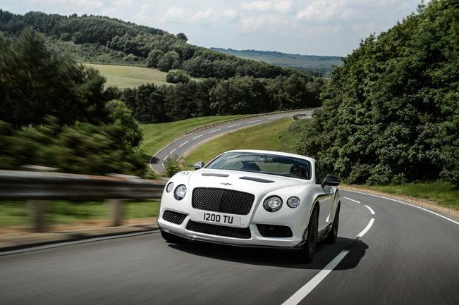 2014 Bentley Continental ...