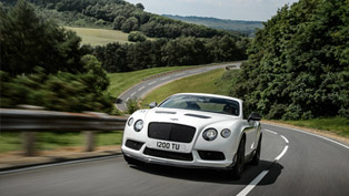 2014 Bentley Continental GT3-R Makes Global Debut