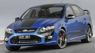2014 FPV GT-F - Price $77,990 AUD
