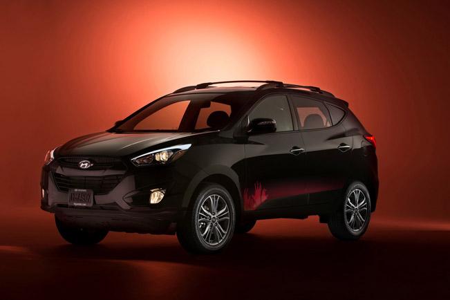 Hyundai Launches Tucson Walking Dead Special Edition