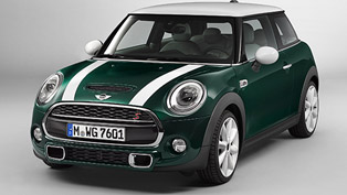 2014 MINI Cooper SD - 170HP and 370Nm