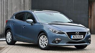 2014 Mazda3 SkyActiv-G