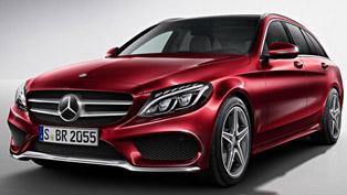 Mercedes-Benz C-Class Estate AMG Line