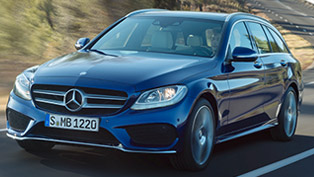 2014 Mercedes-Benz C-Class Estate - UK Price