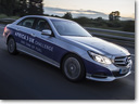 2014 Mercedes-Benz E 300 BlueTEC Hybrid - 1,968 km on a Single Tank of Fuel