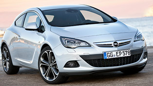 2014 Opel Astra GTC 1.6 CDTI - 136HP and 320Nm
