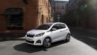 2014 Peugeot 108 Release Date Announced