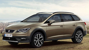 2014 Seat Leon X-Perience - A Rugged Experience