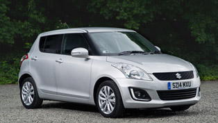 suzuki has upgrades for 2014 swift