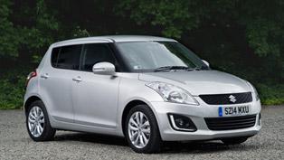 Suzuki Has Upgrades For 2014 Swift