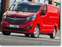 2014 Vauxhall Vivaro Van – Full Details