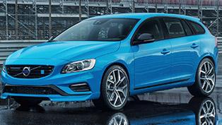 Volvo Starts Production of S60 and V60 Polestar