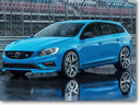 Volvo Starts Production of S60 and V60 Polestar