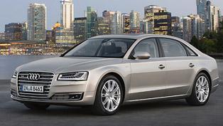 2015 Audi A8 - US Price $77,400