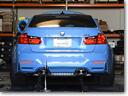 2014 BMW M3 Sedan - 424 WHP [video]