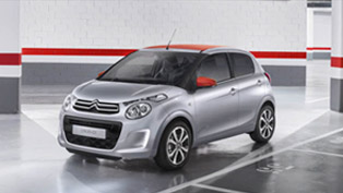 2014 Citroen C1 Makes Goodwood Debut