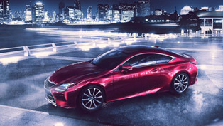 Lexus Confirms RC 350 And RC F For Australia