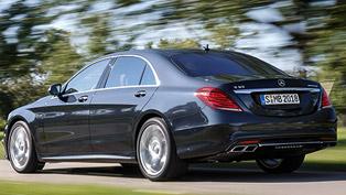 2014 Mercedes-Benz S65 AMG - 0-250 km/h [video]