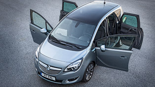 2014 Opel Meriva 1.6 liter CDTI