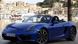 2014 Porsche Boxster GTS - Review [video]