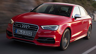 2015 Audi A3 Sedan and Cabriolet - US Pricing