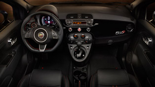 2015 Fiat 500 Abarth Gets Six-Speed Automatic Transmission