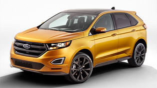 2015 Ford Edge - Full Details [videos]