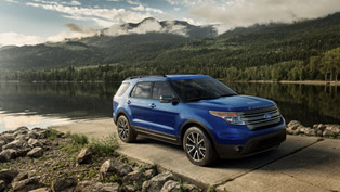 2015 Ford Explorer XLT Has Bold And Rugged Looks
