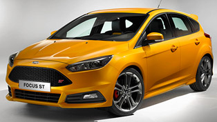 2015 Ford Focus ST - Officially Unveiled