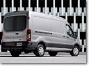 2015 Ford Transit - Performance and Efficiency