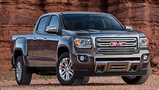 2015 Chevrolet Colorado and GMC Canyon