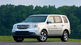 Honda Adds Special Edition To 2015 Pilot Range